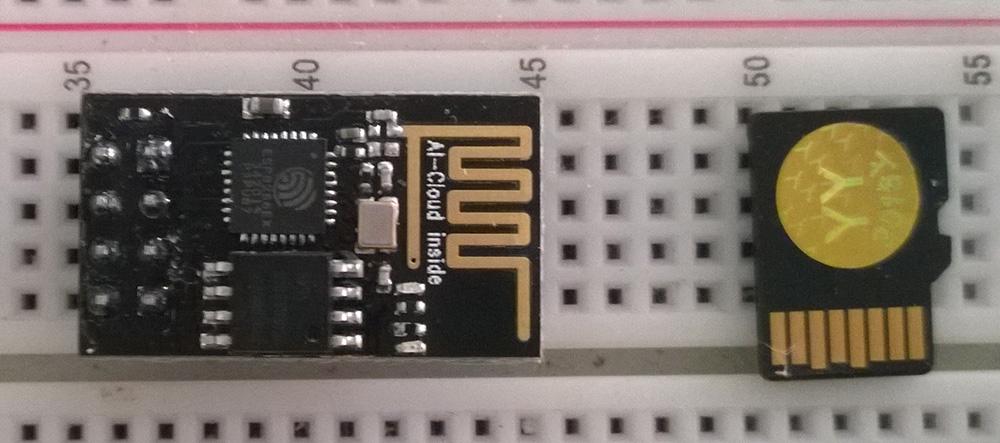 Làm quen với module wifi ESP8266 và tập lệnh AT