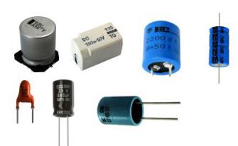 aluminium-capacitor