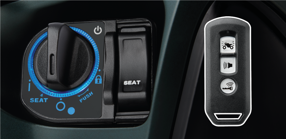 Hướng dẫn lắp đặt Honda smartkey cho mọi loại xe