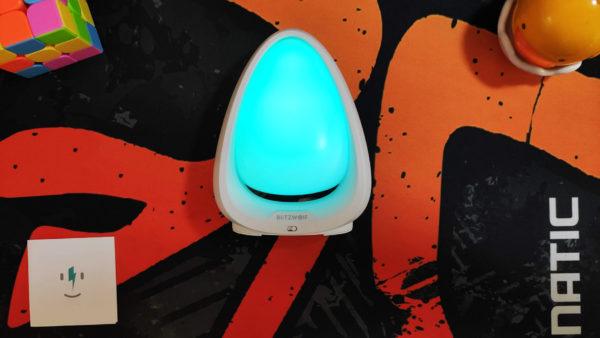 BlitzWolf BW-LT9 – đèn ngủ RGB cảm ứng có pin